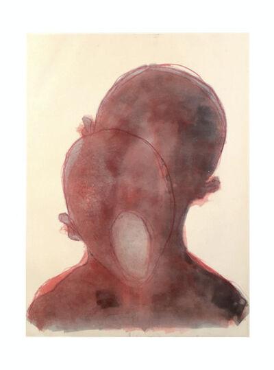 Beatrice Wanjiku, 'Fullness and Crescent II', 2018