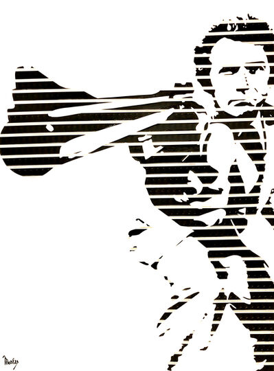 Georges Monfils, 'Clint Eastwood', GFA441