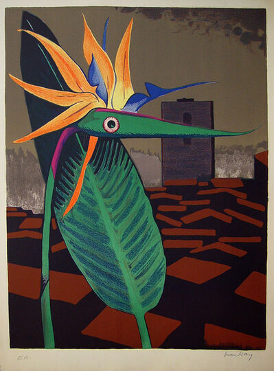 Man Ray, 'L'Incompris: Misunderstood', 1962