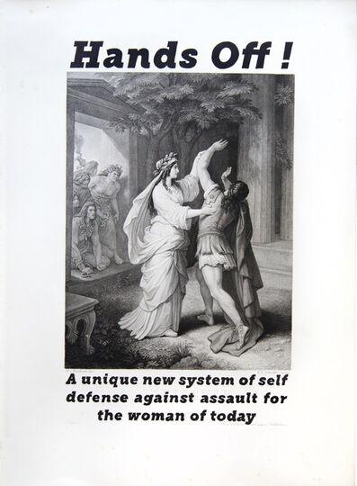 Léo Dorfner, 'Hands off!', 2017
