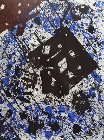 Sam Francis, 'Untitled (SFE-001)', 1982