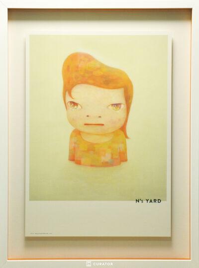 Yoshitomo Nara, 'Blankey Poster', 2010-2020