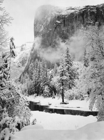 Ansel Adams, 'El Capitan, Winter.', circa 1970