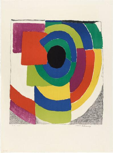 Sonia Delaunay, 'Syncopé'