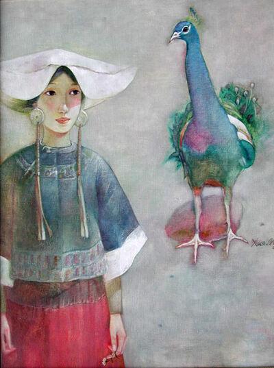 Xue Mo 薛墨, 'Yi Girl III', 2000