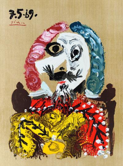 Pablo Picasso, 'Portrait Imaginaire 7.5.69', 1969
