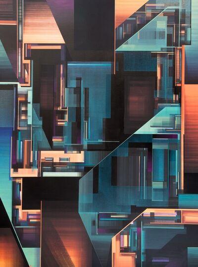 Swiz, 'Encrypted Wandering', 2019