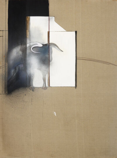 Francis Bacon, 'Study of a Bull', 1991