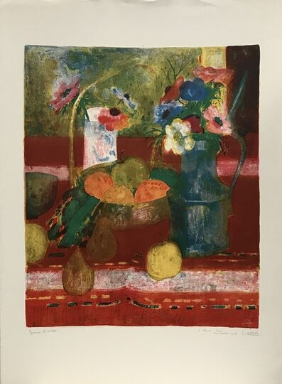 Paul Collomb, 'Still life', ca. 1970