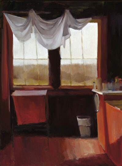Connie Hayes, 'A Corner of the Barn'