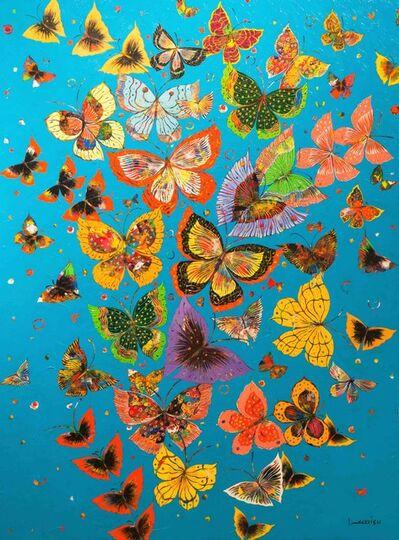 Jean-Francois Larrieu, 'Vol de Papillons', 2018