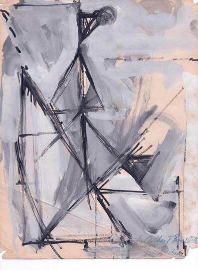 Fritz Bultman, 'Untitled (Gilbert Brouilette Series)', 1939