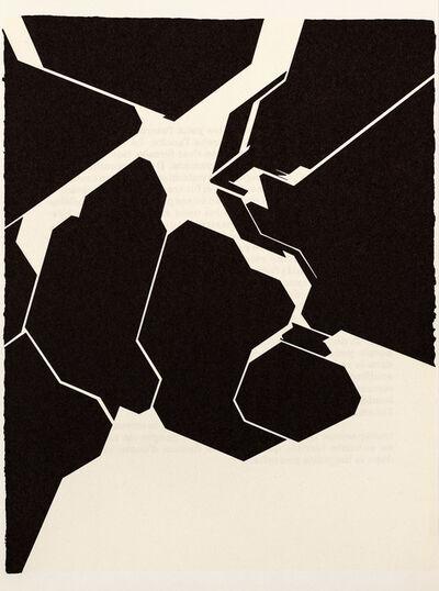 Pablo Palazuelo, 'Derrière le Miroir No. 207', 1974