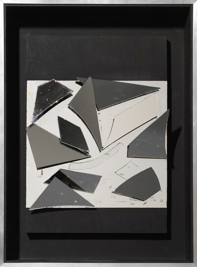 Christian Megert, 'Untitled (Object of broken pieces)', 1962