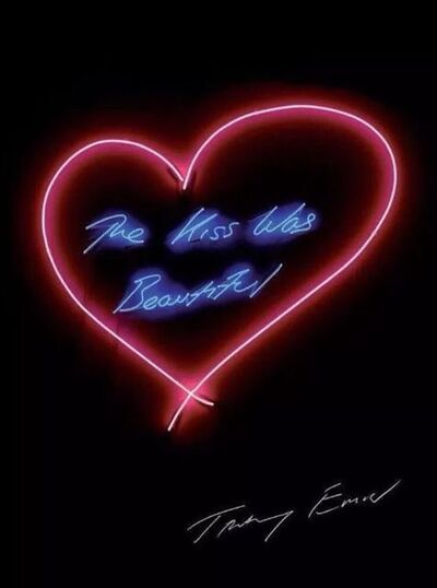 Tracey Emin, 'The Kiss Was Beautiful', 2015