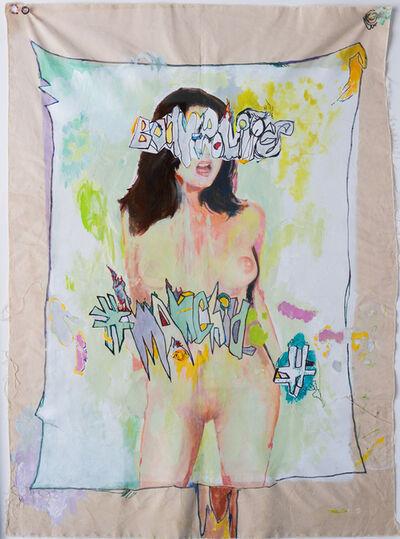 Pedro Vélez, '#Manchild (Theory)', 2014