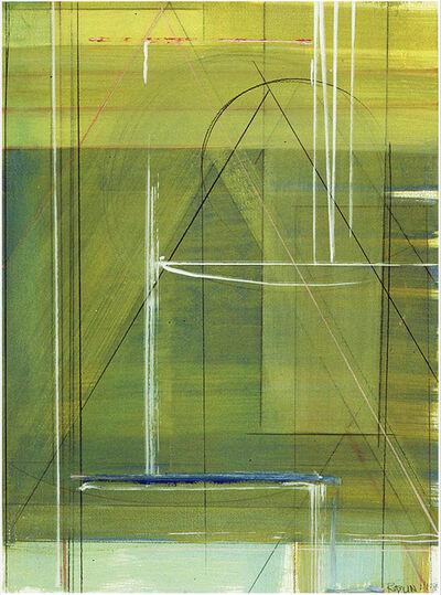 Richard Roblin, 'The Delta', 1997