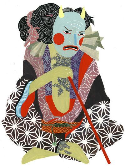 "The Old Boys' Club, '""La Destitution de la Jeune Fille""', 2010"
