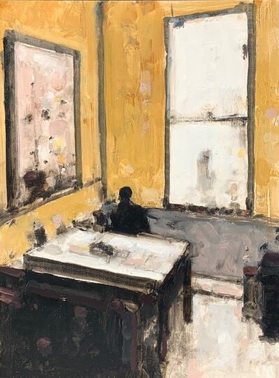 Geoffrey Johnson, 'Back Room- Study', 2019