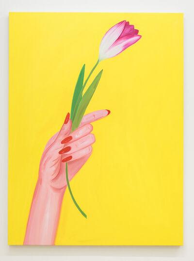 Sarah Osborne, 'Tulip', 2019