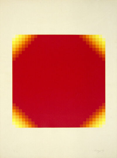 Herbert Bayer, 'Untitled', 1969