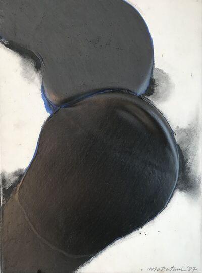 Takesada Matsutani, 'Two Forms ', 1987