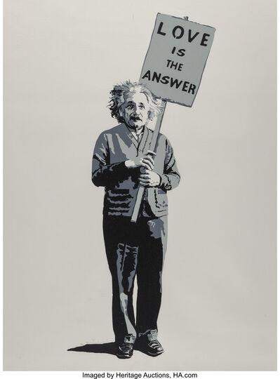Mr. Brainwash, 'Love Is The Answer', 2008