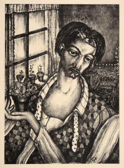 Theodore Roszak, 'Botanist II', 1928