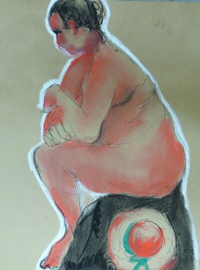 Selina Cheng, 'Sitting Female', 2014