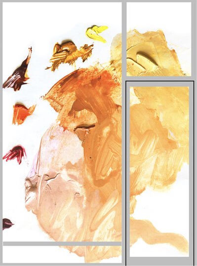 Eric LoPresti, 'Color palette (orange)', 2018