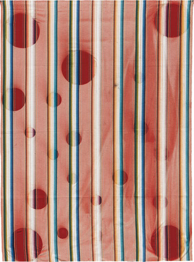 Sam Falls, 'Untitled (Pattern 2)', 2013