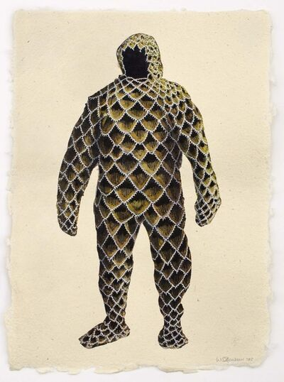 Walter Oltmann, 'Explorer Suit VI', 2013