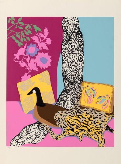 Hunt Slonem, 'Anaconda', 1980