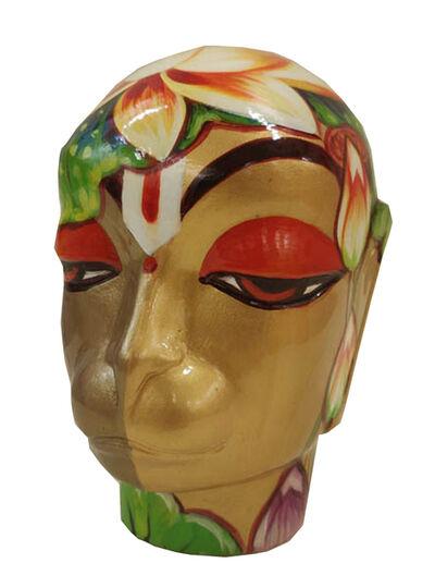 Sachindra Nath Jha, 'Hanuman The Protector ', 2018