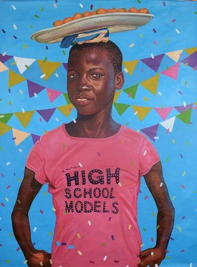 Kwesi Botchway, 'Expectant Child', 2019