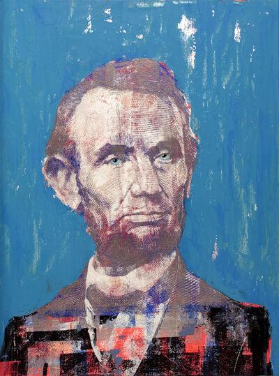 Houben R.T., '$5 Abe Lincoln', 2016