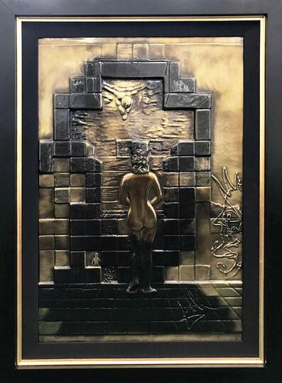 Salvador Dalí, 'LINCOLN IN DALIVISION (BRONZE)', 1975