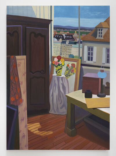 Daniel Heidkamp, 'French Reflection', 2020