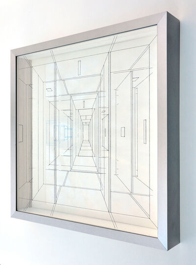 Paolo Cavinato, 'Corridors #2', 2019