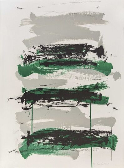 Joan Mitchell, 'Field 1', 1992