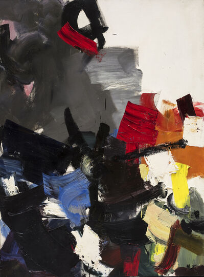 Jean Miotte, 'Untitled', 1959