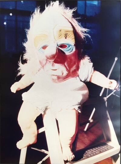 Cindy Sherman, 'Doll With Mask', 1987
