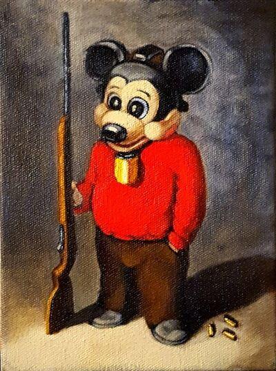 Tony Caropino, 'Bad Mickey', 2020