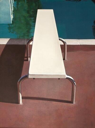 Guy Diehl, 'Springboard', 1984