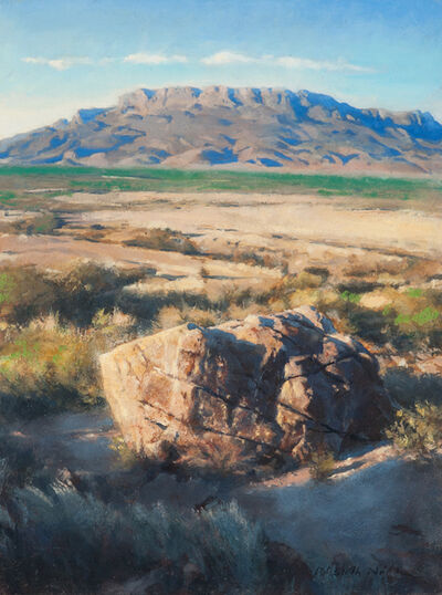 Bob Stuth-Wade, '9. Mesa and Fallen Stone', 2017