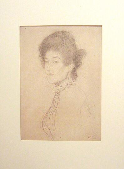 Gustav Klimt, 'Untitled I.I', 1985