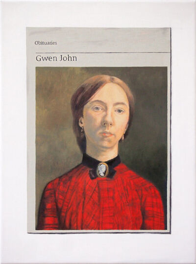 Hugh Mendes, 'Obituary: Gwen John ', 2019