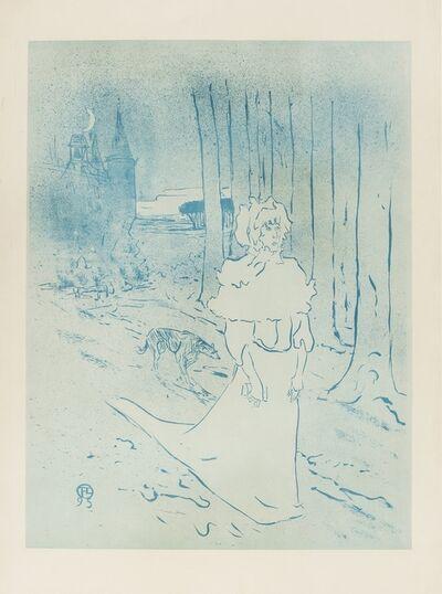 Henri de Toulouse-Lautrec, 'Le Tocsin (D. 357; ADR 143; W P19)', 1895