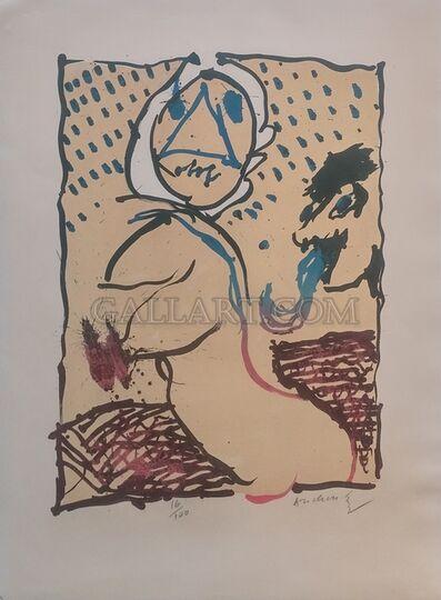 Pierre Alechinsky, 'LA TAILLE DOUCE', 1967