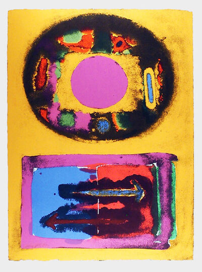 John Grillo, 'Tantra Abstractions', 1979